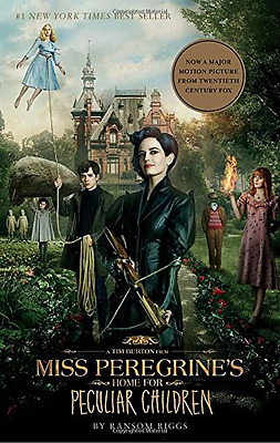Miss Peregrine's Home for Peculiar Children Paperback Movie Tie In Edition