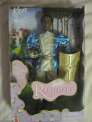 Ken As Prince Stefan African American..New In The Box!!!!
