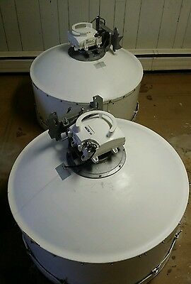 11Ghz microwave link with NLite 155 radios