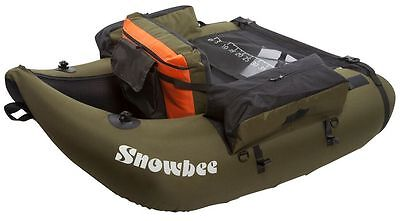 Snowbee Float Tube Kit and Palmes