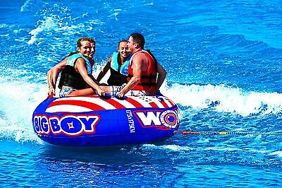 WOW Watersports BIG BOY - Inflatable Tube Biscuit Water Toy