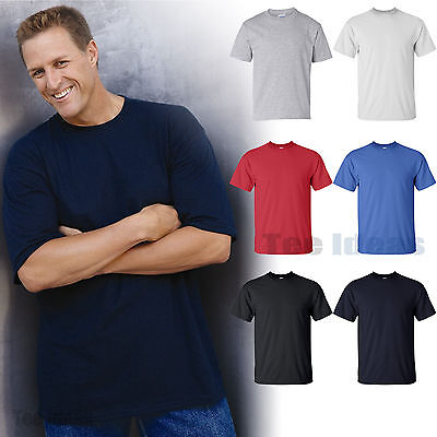 Gildan - Ultra Cotton T-Shirt Tall Sizes Shirt  XLT, 2XT, 3XT  2000T