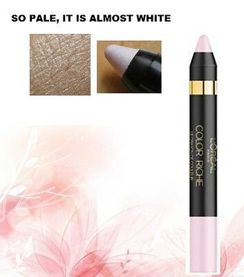 L'Oreal Color Riche Le Crayon Eyeshadow Liner Chunky Pencil BABY PINK
