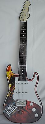 Wow Wee Paper JamZ Guitar Series 1- Style 2- Unisex Battery Operated Rarely Used