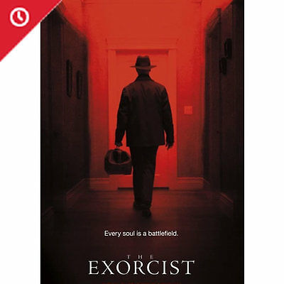 The Exorcist Complete Season Series 1 DVD 3-Disc