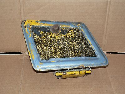 Used Bombardier Olympique Hood Toll Box Metal  Door  Oly 66 67 68 69 70 Other