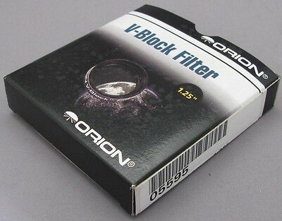"""Orion Moon Filter 25% Transmission 1.25"""" #05598 - NEW"""