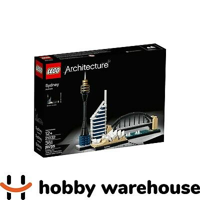 LEGO 21032 Architecture Sydney (BRAND NEW SEALED)