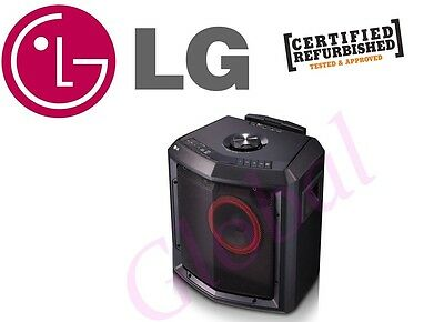 LG FH2 Mini Hi Fi Stereo 50W RMS Bluetooth Portable Speaker System USB