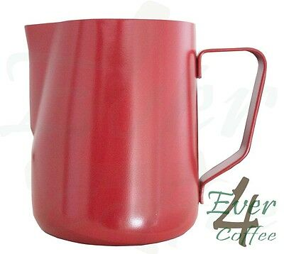 Joe Frex Milk Jug/Pitcher Red 20oz/590ml