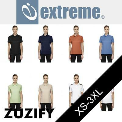 Extreme Ladies Performance Pique Polo Shirt. 75052