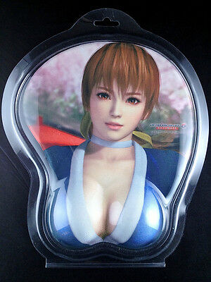 Dead or Alive 5 Ultimate Kasumi 3D Mouse Pad Oppai official Koei Tecmo Games