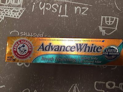 DENTIFRICIO ARM&HAMMER, Baking Soda&Frosted Mint-170g
