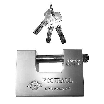 High Security Heavy Duty Padlock Garage Warehouse Container Trailer Lock