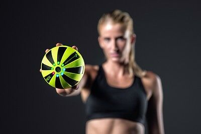 Hyperice Hypersphere HS1 Vibrating Massage Ball Trigger Point Release Crossfit