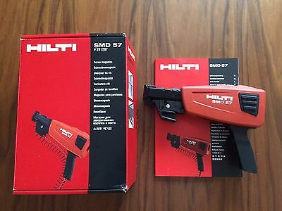 Hilti SMD 57 Collated Screws Magazine for SD 5000, SD 4500, SD 6000, SD 2500