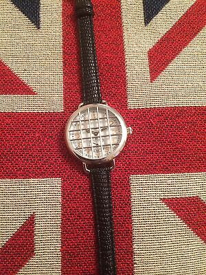 WW1 TRENCH WATCH  Reproduction With Built In Shrapnel Guard