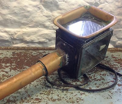 Vintage Rail Carriage Lantern/ Lamp Restoration Project