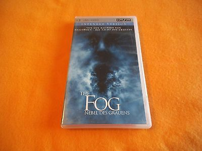 The Fog Nebel des Grauens UMD Sony PSP