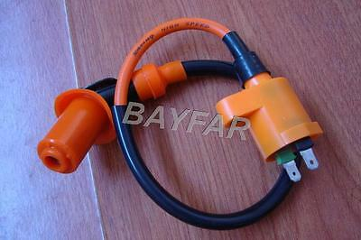 Performance Ignition Coil Scooter GY6 50 80 125 150 139QMB 157QMJ DIO50 ZX50