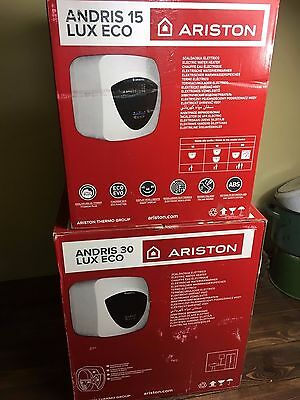 Electric Water Heaters Oversink/ Undersink 10,15, 30 liters Ariston Free EU ship