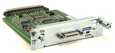 BRAND NEW HWIC-1T 1-Port Serial WAN Interface Card Expansion Module FAST SHIP