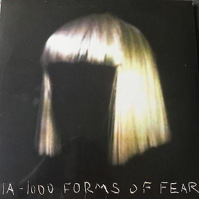 """Sia """"1000 Forms Of Fear""""  Vinyl Lp New And Factory Sealed"""