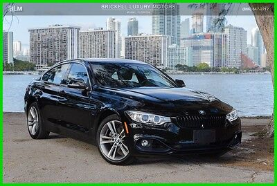 2016 BMW 4-Series 428i xDrive Gran Coupe 2016 428i xDrive Gran Coupe Used Turbo 2L I4 16V Automatic AWD Hatchback Premium