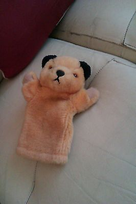 vintage sooty hand puppet rare