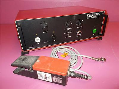 Richard Wolf 2137.50 Electrohydraulic Lithotriptor With Footswitch