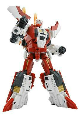 Warbotron Wb03-D Computron Transformers Masterpiece Technobot Nuovo New
