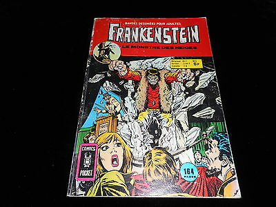 Frankenstein 6 : Le monstre des neiges