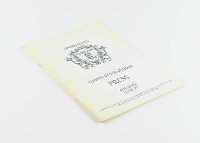 Indispensability of Scientology (United States Guardian Office) - Vol 1, Issue 4