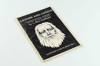 Axioms and Logics - Scientology - 1967