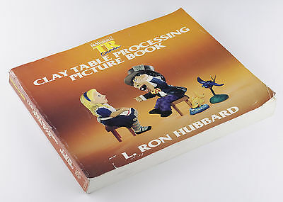 Clay Table Processing Picture Book - Scientology