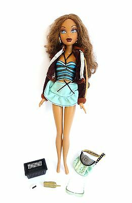 My Scene Barbie doll – Madison – Day & Nite – Good condition
