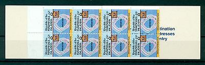 MARSHALL ISLANDS*1985* BOOKLET 8 stamps* MNH** Island Maps - Mi.No 41DD