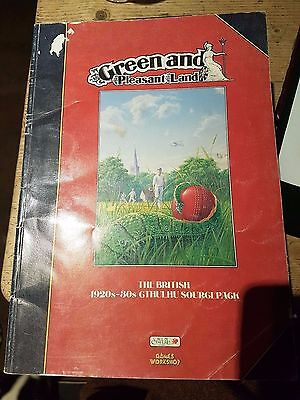 Call of Cthulhu RPG Green And Pleasant Land Sourcebook Games Workshop