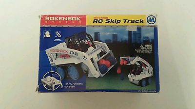 ROKENBOK 03205 RC Wireless RC Skip Track ST440 New Free Shipping!