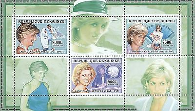 (223877) Royalty, Mother Teresa, Diana, Guinea