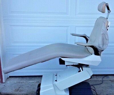 Belmont X-CALIBUR Dental Chair