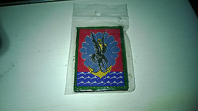 French Foreign Legion 2 REP 11BP velcro patch genuine