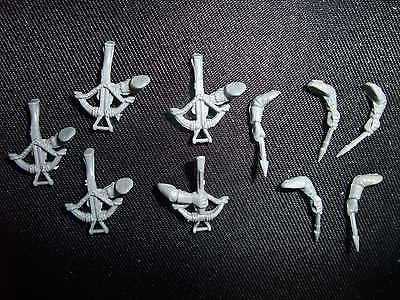 Mordheim Empire Mercenaries Weapons Crossbows (loading) Warhammer OOP  bits