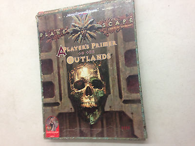 D&D 2nd Edition Planescape A Player's Primer to the Outlands