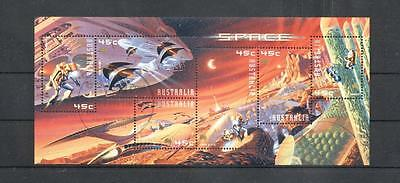 (936451) Space, Hologram, Australia - cto/used -