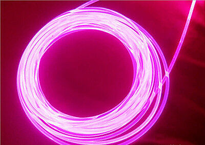 Super Light Infilled Side Flexible Light 3mm Diameter Optical Fiber  SISL3