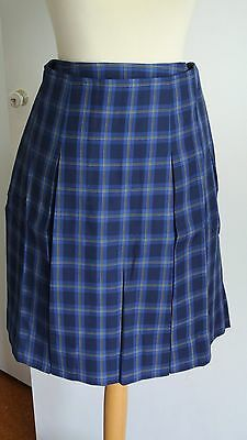 Avila School SKIRT- Blue- Brand NEW- sizes 12 A