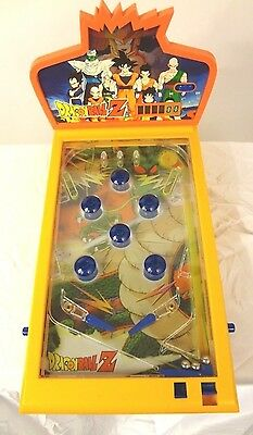 Dragonball Z MGAEnterntaiment Light Up Action Tabletop Electronic PinballMachine