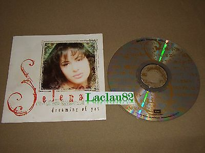 Selena Dreaming Of You 1995 Emi Cd Mexico