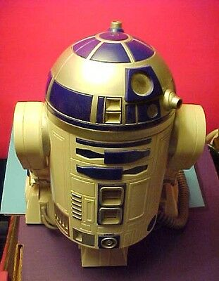 Collectible Star Wars R2 D2 telephone by Telemania